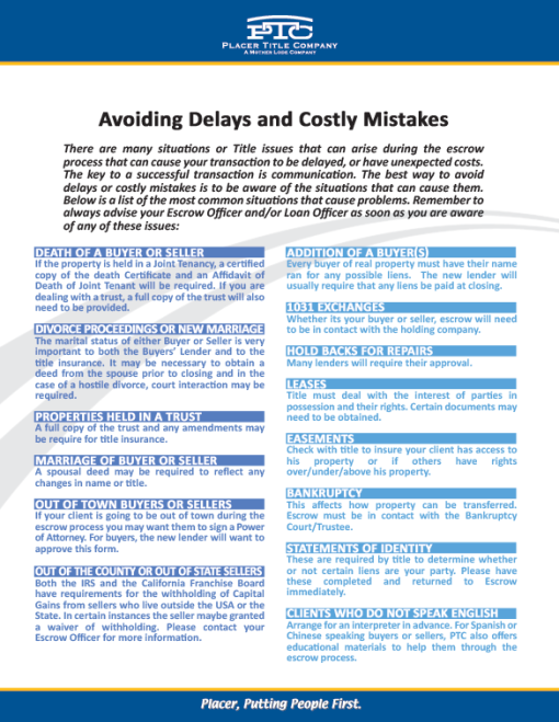 Avoiding-Delays-Costly-Mistakes